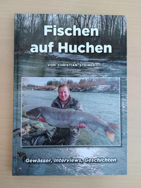 """Für alle die mehr über das Angeln auf Huchen erfahren wollen, empfehlen wir das Fachbuch """"Fischen auf Huchen"""" von Christian Steiner. auf huchen angeln, fischen auf huchen, auf huchen fischen, angeln auf taimen, auf taimen angeln, bester huchen köder, bester köder für huchen, bester huchenköder. huchenfischen huchenangeln huchenfischer huchenangler huchenköder huchenzopf huchenzöpfe. angelgeschäft münchen murnau starnberg miesbach bad tölz rosenheim."""